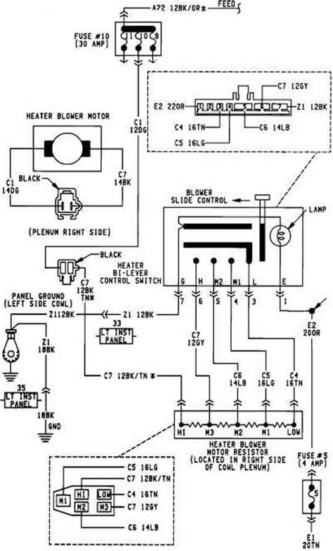 Dodge Charger Wiring Diagrams Automotive Auto