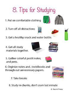 Study Tips And Tricks On Pinterest  Study Tips, Studying And Study