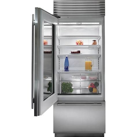 "Subzero BI 30UG/O 30"" Built In Over and Under Refrigerator"