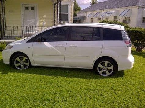 new mazda van buy used 2007 mazda 5 sport mini passenger van 4 door 2 3l