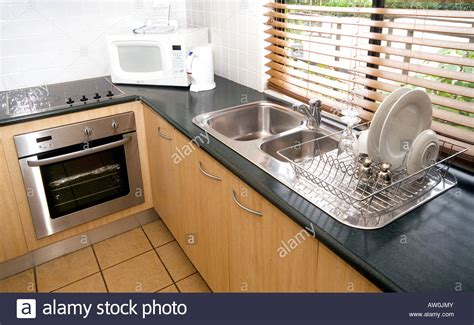 setting a kitchen sink kitchen sink with washing up setting photo by bruce miller 5134
