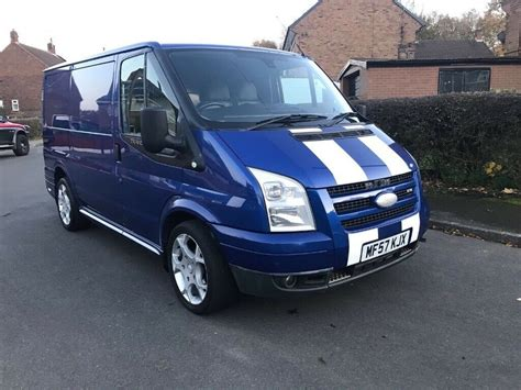 ford transit sport 2007 ford transit sport in excellent condition in warsop