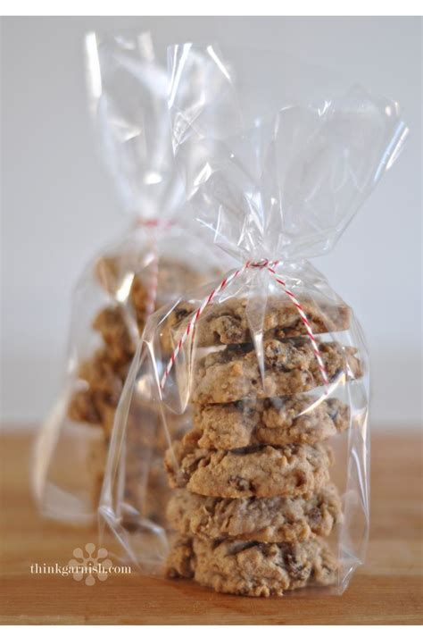 cookie wrap homemade cookies party lunch boxes food