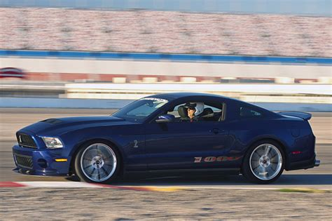 1000 Hp Shelby Gt500 by Shelby Showing 1000 Hp Mustang In New York