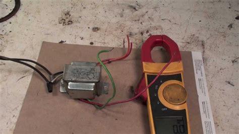 replace  transformer  burning