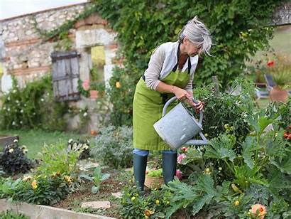 Gardening Garden Exercise Calories Many Wellbeing Health