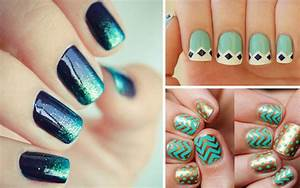 Cute Nail Designs On Pinterest – ledufa.com