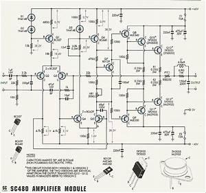 Mosfet Hybrid Amplifier 2000w Circuit Diagram