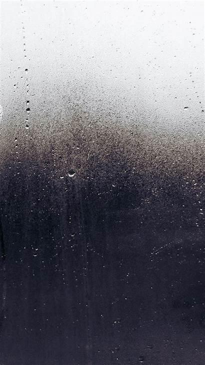 Iphone Water Glass Wallpapers Macro Hintergrund Rain