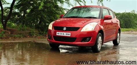 Maruti Suzuki Suspends New Swift Bookings