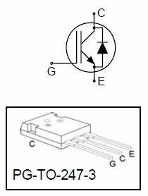 ihw15n120r2 h15r1202 infineon igbt ihw15n120r2 h15r1202 o With monolithic diodes