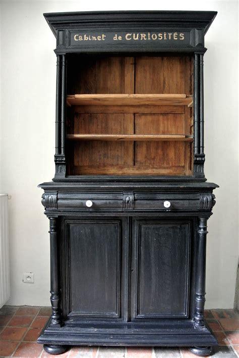 cabinet de curiosite meuble cabinet de curiosit 233 s exemplaire unique le meuble du photographe