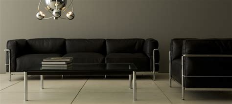 le corbusier canap lc3 lvc designlvc design
