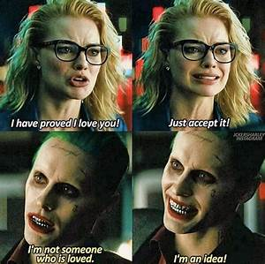 7 Harley Quinn ... Harley And Joker Quotes