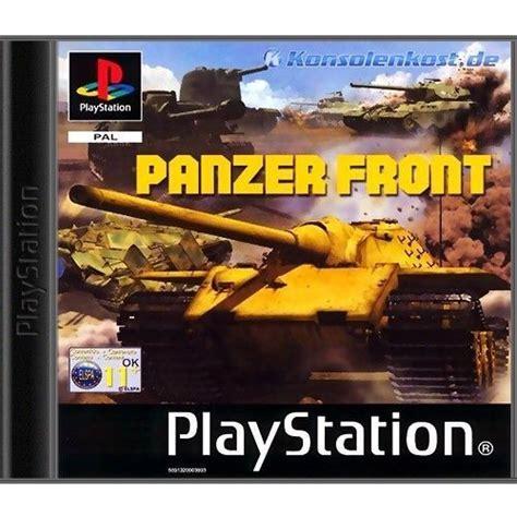ps panzer front konsolenkost