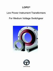 Low Power Transducers1