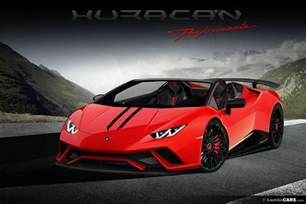 Huracan Lamborghini Performante