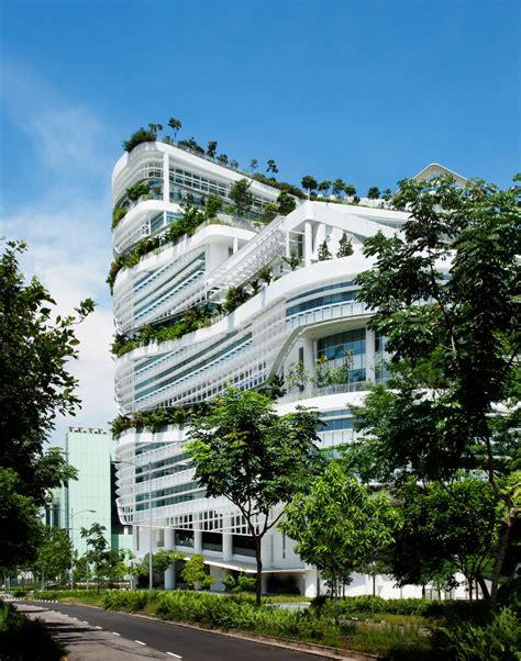 Ken Yeang Master Plan Eco
