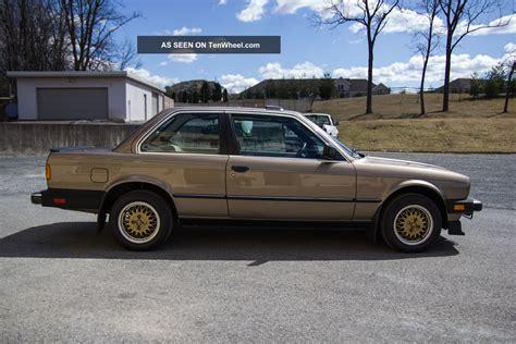 Bmw Garage by 1984 Bmw 318i Rust Garage Kept 5 Speed Manual 122k