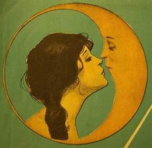 25+ Best Ideas about Vintage Moon on Pinterest | Man on ...