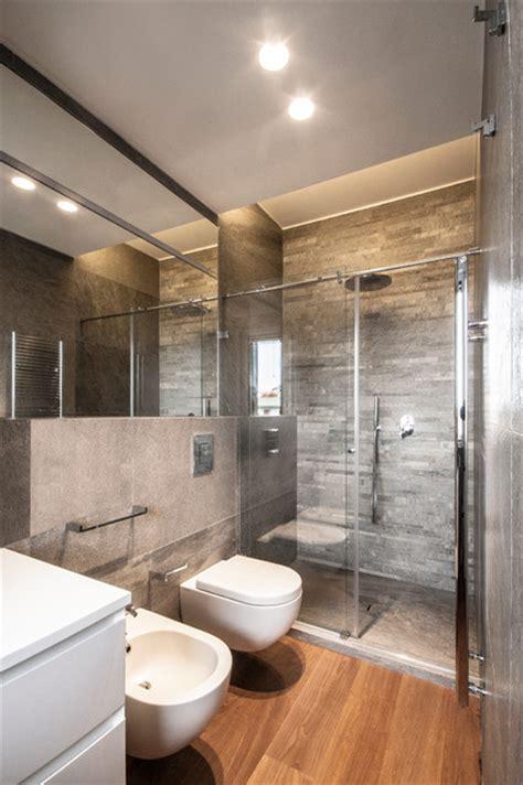 appartamento bari contemporaneo stanza da bagno bari