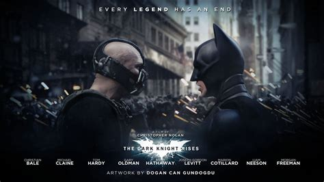 Awesome DARK KNIGHT RISES Fan-Made Movie Posters — GeekTyrant