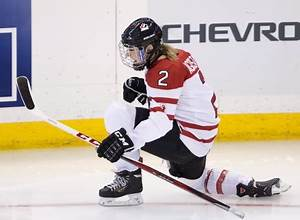 Five of Canada's top female hockey players sign ...