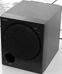 Sony -- Sa-wmsp75