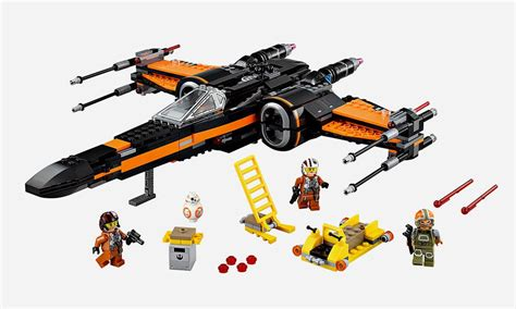 star wars  force awakens lego sets cool material