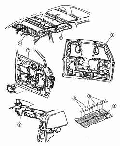 Chrysler Grand Voyager Wiring  Anti