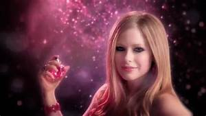 Avril Lavigne Black Star Perfume Fragrance Commercial(HD ...