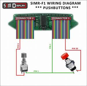 Where To Find The Std Default Wiring Diagram Of Sim Race F1   U2013 Eksimracing Website