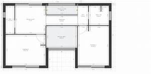 Plan Dressing En U : des avis sur notre premier jet de plan maison 140 m2 r 1 378 messages page 8 ~ Melissatoandfro.com Idées de Décoration