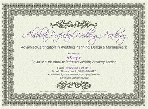 Ap Wedding Planning Academy