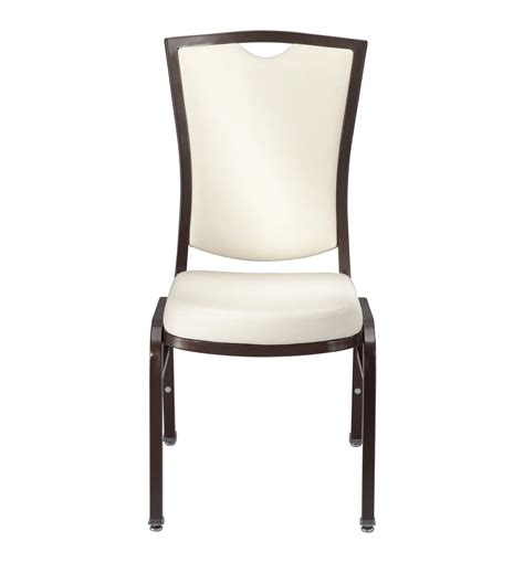 8668 aluminum banquet chair