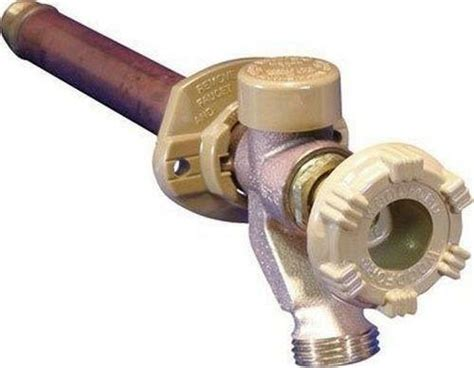 Backyard Faucet by Outdoor Faucet Ebay