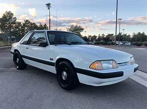 Weekly Craigslist Hidden Treasure: 1989 Ford Mustang SSP Cop Car | CarBuzz