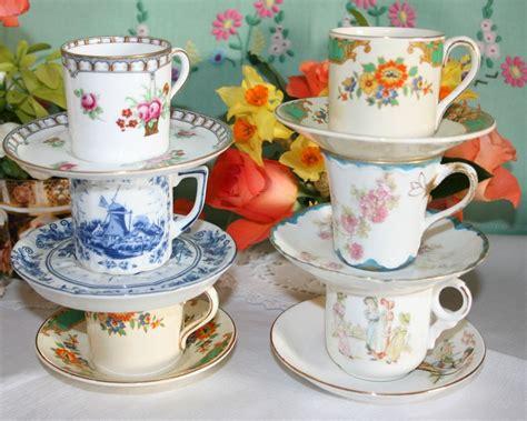 Beautiful Vintage Tea Sets, Tea Pots, Trios, Cake Plates