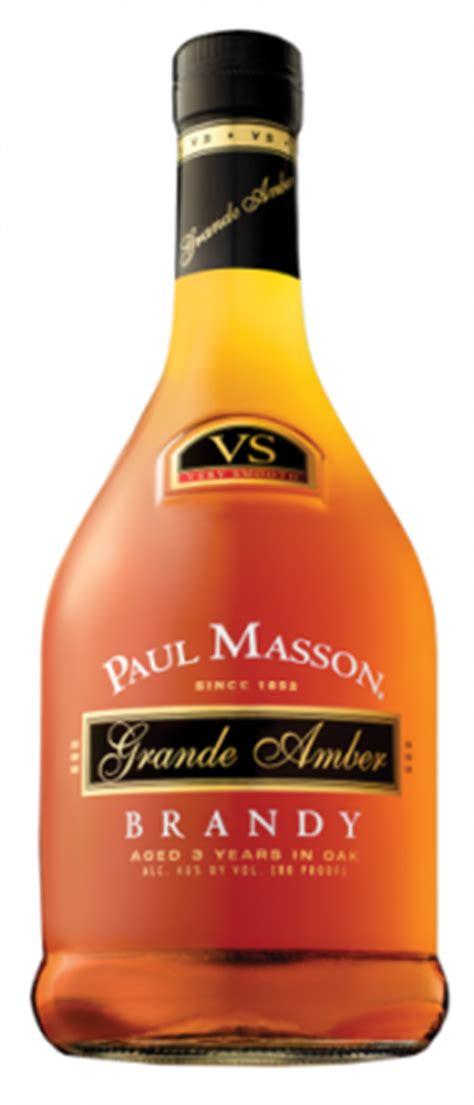 paul masson grande amber brandy  iowa abd