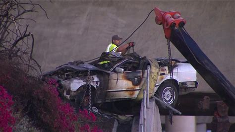 killed   injured  irvine freeway crash
