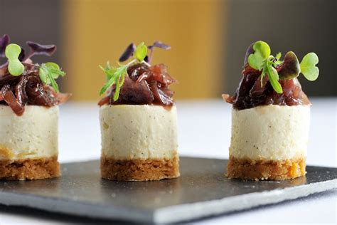 goats cheese canape recipes goats 39 cheesecake recipe with jam great