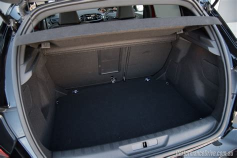 Gti Cargo Space by 2016 Peugeot 308 Gti 270 Review Performancedrive