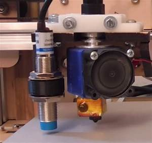 Diy 3d Printing  How To Use Inductive Distance Sensor And