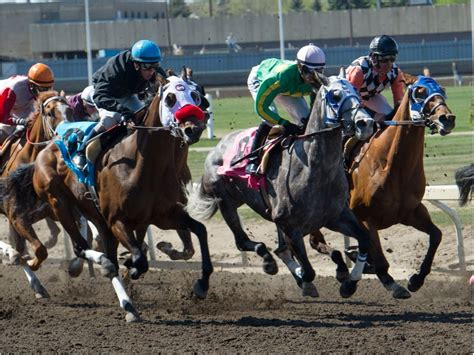 New Edmonton-area Horse Racing Track To Be Built By