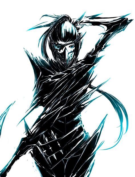 Akali League Legends Zephyravirgox Drawings