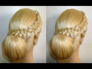 Wie Mache Ich Einen Dutt : wedding hairstyle tutorial wie mache ich hochsteckfrisur hairstyle by mehtap youtube ~ Frokenaadalensverden.com Haus und Dekorationen