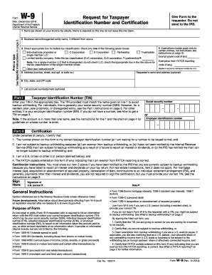 printable w 9 2014 2014 form irs w 9 fill online printable fillable blank pdffiller