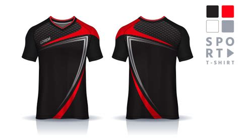 1,000+ vectors, stock photos & psd files. T-shirt sport design template, soccer jersey mockup for ...