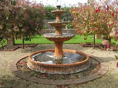 Garden Gardens Terracotta Bramber Mary St Houses