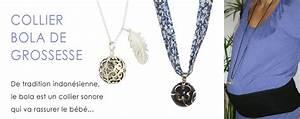 Collier Femme Enceinte : collier bola de grossesse argent blog nativee bola de grossesse ~ Preciouscoupons.com Idées de Décoration